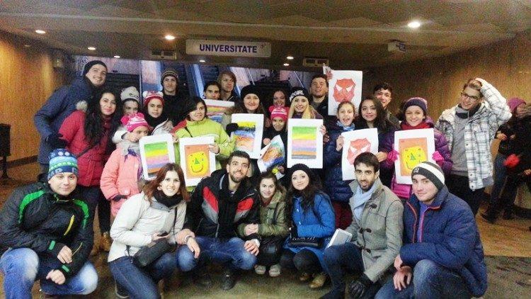 """Voluntari in Actiune"" organizat de ONG Sakura in Parteneriat cu FTMB"