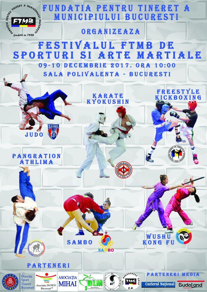 Festival FTMB de Sporturi si Arte Martiale