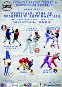 Festival FTMB sporturi si arte martiale