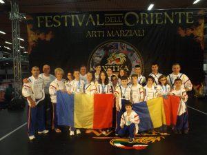 Campionat Mondial Unificat de Arte Martiale