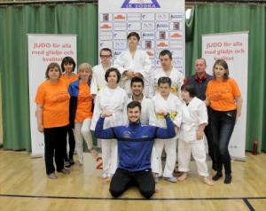 Judoka Bears Judo Adapt 2017