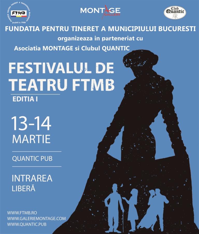Festivalul de Teatru FTMB