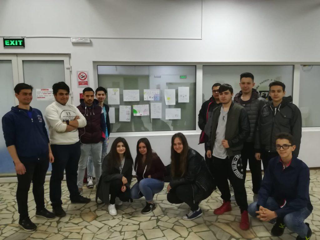 SuSTIN Proiect de Sutinere a Tinerilor